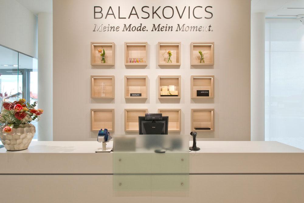 Unternehmen Top Moden Balaskovics